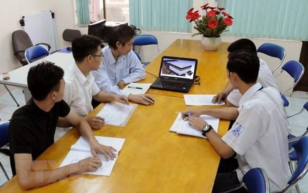 Lazos en educacion Vietnam- Alemania abren mayor oportunidad para colaboracion cientifica hinh anh 1
