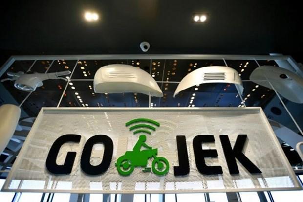 Lanzan en Singapur servicio de llamada de taxis indonesio Go-Jek hinh anh 1