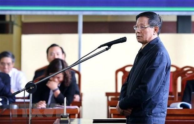 Sentencian a 92 acusados en un gran caso de juegos de apuestas en Vietnam hinh anh 1
