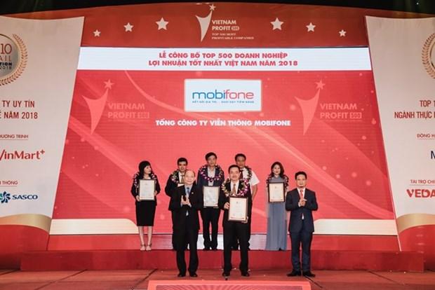 Grupo Nacional de Petroleo y Gas es el mas rentable de Vietnam en 2018 hinh anh 1