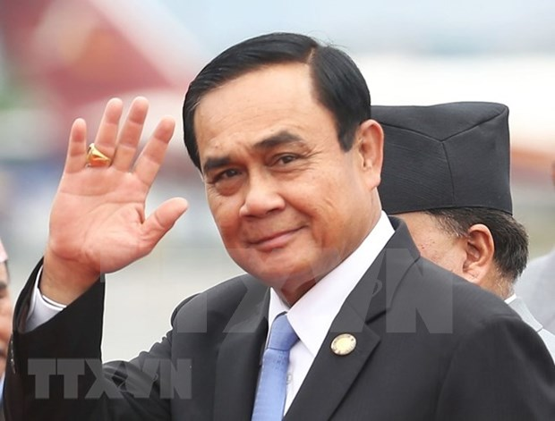 Primer ministro de Tailandia realiza exitosa visita de Estado a Alemania hinh anh 1