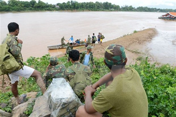 Laos iniciara inspeccion de seguridad de presas hidraulicas en 2019 hinh anh 1
