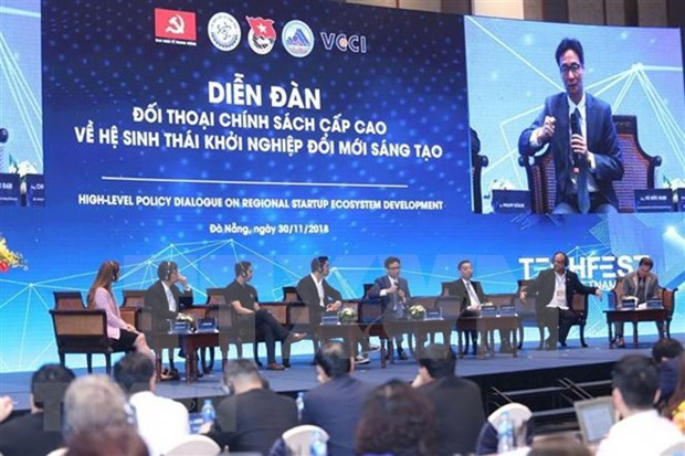 Vietnam presta gran atencion al desarrollo del ecosistema emprendedor nacional hinh anh 1