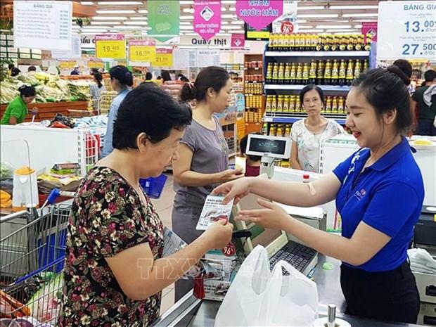 Impulsan en Hanoi consumo de productos nacionales hinh anh 1