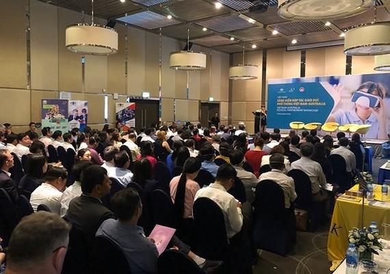 Vietnam y Australia fortalecen la cooperacion en educacion general hinh anh 1