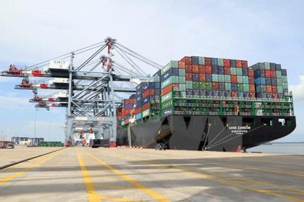 Vietnam mejora indice de comercio sostenible hinh anh 1