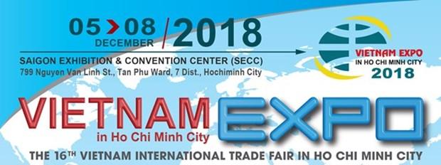 Feria Internacional de Comercio tendra lugar en Ciudad Ho Chi Minh hinh anh 1