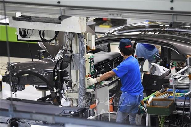 Empresas vietnamitas con inversion extranjera alcanzan superavit de 27 mil millones de dolares hinh anh 1