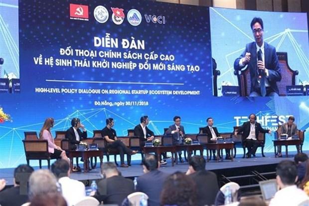 Clausuran Fiesta nacional de emergentes negocios innovadores y creativos de Vietnam hinh anh 1