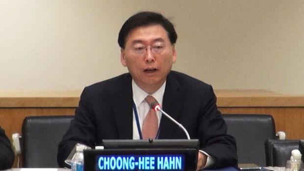 Nexos Vietnam - Corea del Sur continuaran desarrollandose, afirma asesor del Parlamento hinh anh 1