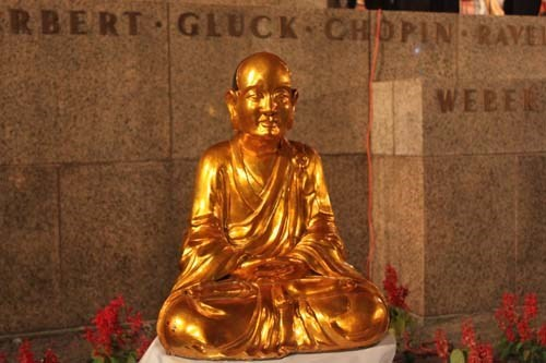 Efectuaran en Vietnam gran ceremonia en homenaje a rey budista Tran Nhan Tong hinh anh 1