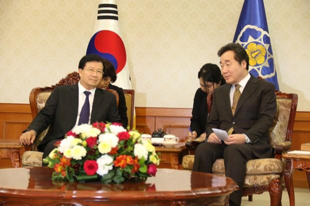 Vietnam y Corea del Sur buscan enriquecer relaciones multifaceticas hinh anh 1