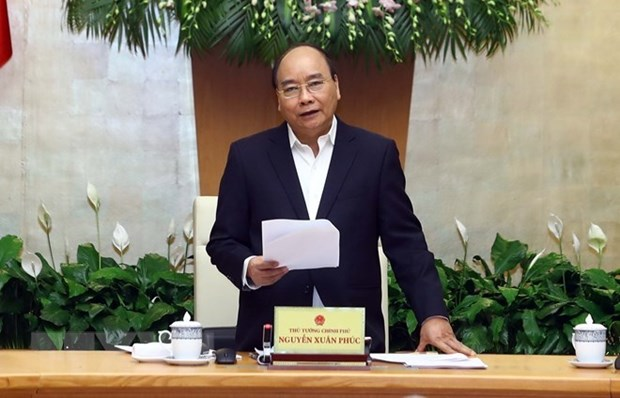 Premier vietnamita fija meta de crecimiento economico de 6,8 por ciento para 2019 hinh anh 1