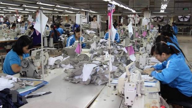 CPTPP allana camino para exportaciones vietnamitas de confecciones- textiles hinh anh 1
