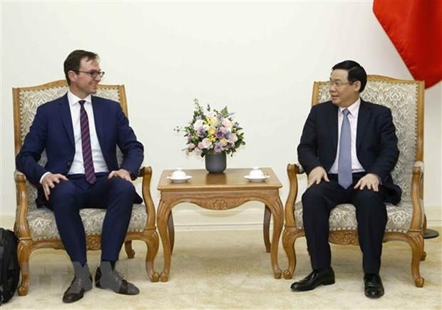 Vietnam atesora la cooperacion con la OCDE, afirma vicepremier hinh anh 1