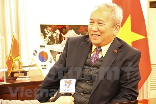 Proxima visita a Corea del Sur de la presidenta parlamentaria de Vietnam impulsara nexos bilaterales hinh anh 1