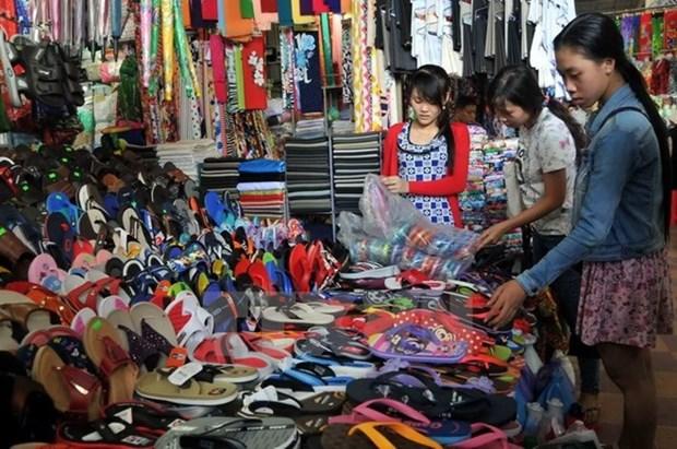 Inauguran 18 edicion de Feria de Comercio Fronterizo Vietnam-China hinh anh 1