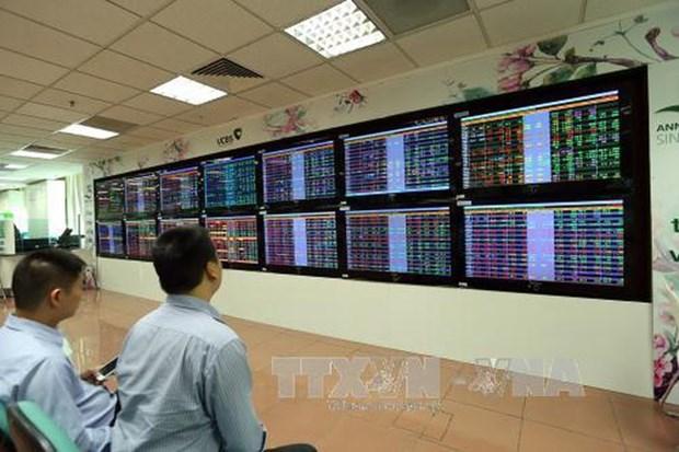 Bolsa de Valores de Hanoi ingresa fondo millonario por subasta de bonos gubernamentales hinh anh 1