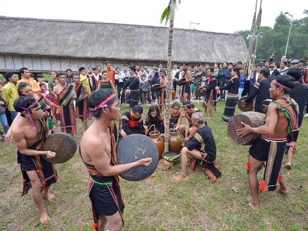 Promueven en Vietnam presentacion de practicas culturales de etnias minoritarias hinh anh 1