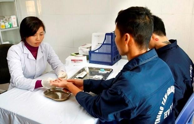 Provincia centrovietnamita eleva capacidad de prevencion contra VIH/SIDA hinh anh 1