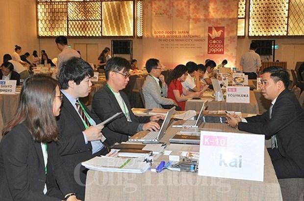 Empresas japonesas intensifican promocion de articulos domesticos en Vietnam hinh anh 1