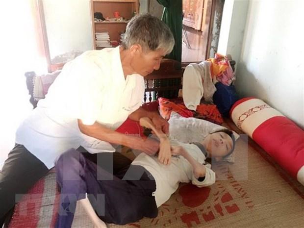 Vietnam y Japon fomentan cooperacion a favor de victimas del Agente Naranja hinh anh 1