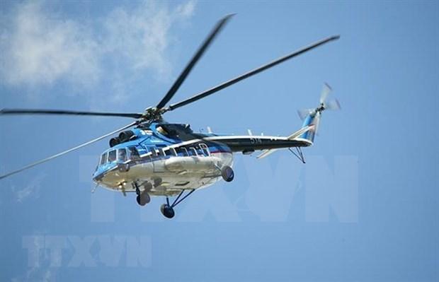 Productor ruso de helicopteros considera mayor participacion en mercado de ASEAN hinh anh 1