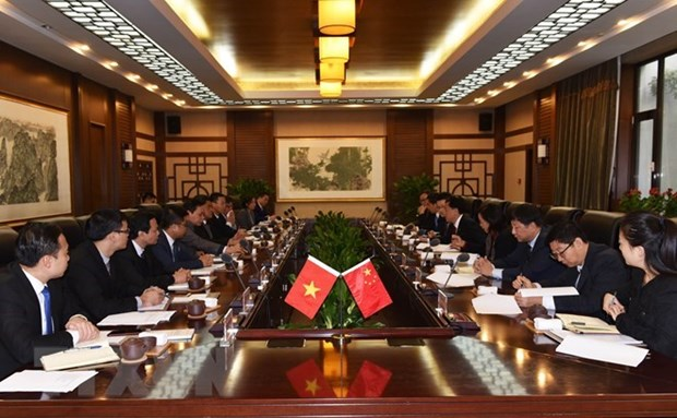 Vietnam y China impulsan cooperacion en agricultura hinh anh 1