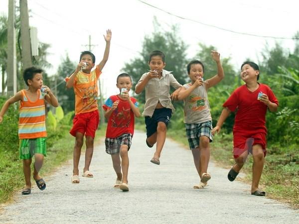 Organizacion internacional coopera con Vietnam en estudios sobre nutricion infantil hinh anh 1