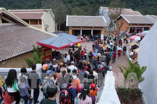 Ofreceran entrada gratuita a turistas en complejo religioso de Yen Tu en Vietnam hinh anh 1