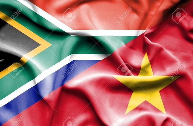 Comercio Vietnam-Sudafrica hacia meta de dos mil millones de dolares en 2019 hinh anh 1