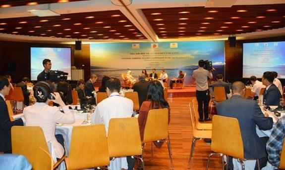 Seminario internacional promueve cooperacion para seguridad en Mar del Este hinh anh 1