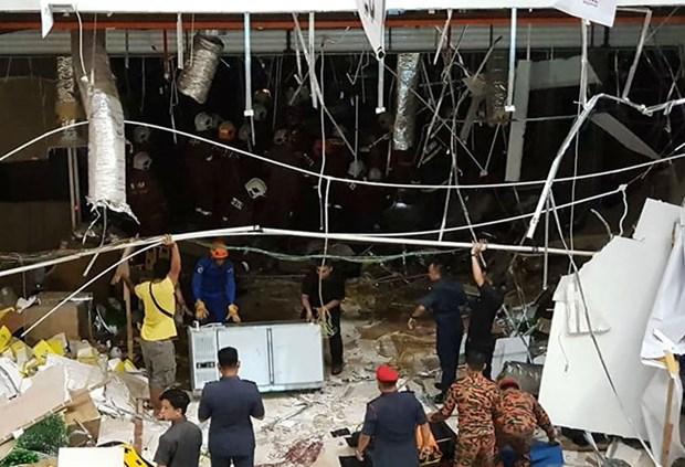 Al menos tres muertos en una explosion en Malasia hinh anh 1