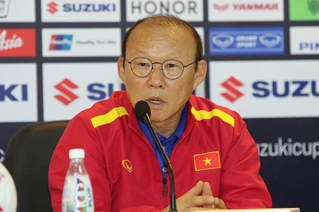 Estrenaran en Vietnam documental sobre entrenador del equipo de futbol vietnamita hinh anh 1