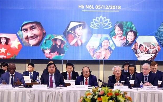 Gobierno de Vietnam desea impulsar la reforma administrativa, sostiene primer ministro hinh anh 1