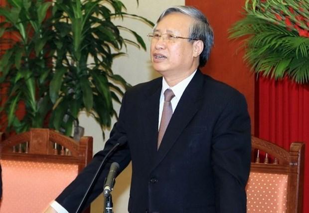 Alto dirigente partidista de Vietnam realiza visita oficial a Mozambique hinh anh 1