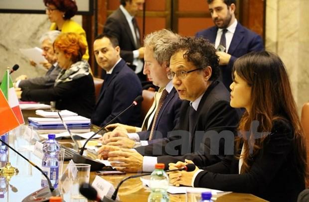 Vietnam e Italia hacia cooperacion economica mas efectiva hinh anh 1