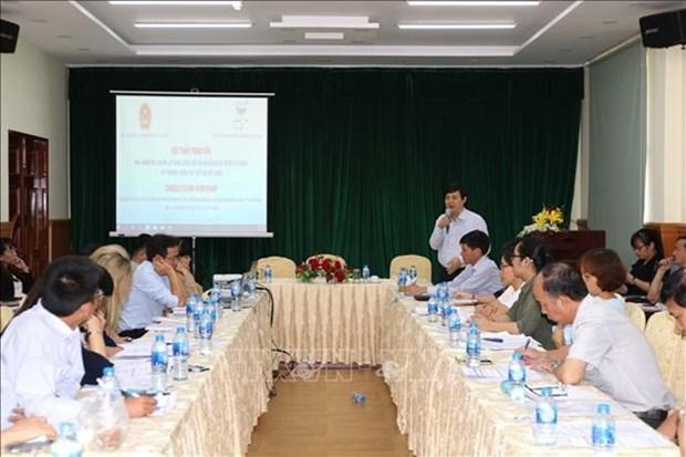Vietnam se esfuerza por adherirse a Convenio de ONU sobre negociacion colectiva hinh anh 1