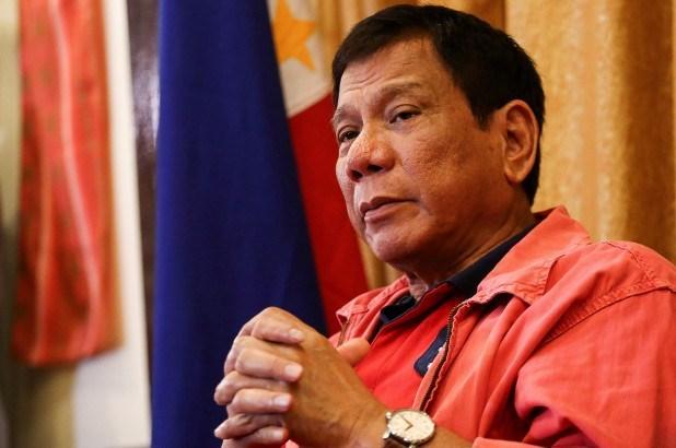 """Presidente filipino dio luz verde """"en principio"""" a la extension de la ley marcial en isla de Mindanao hinh anh 1"""