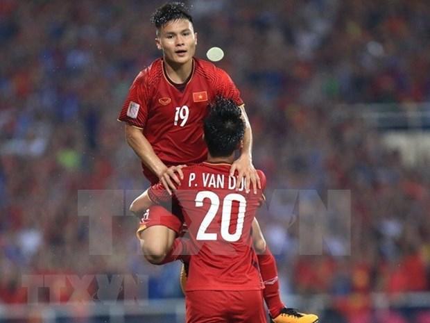 Vietnam repite victoria ante Filipinas para entrar en final de copa regional hinh anh 1