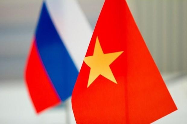 Rusia aspira a elevar intercambio comercial con Vietnam a 10 mil millones de dolares hinh anh 1