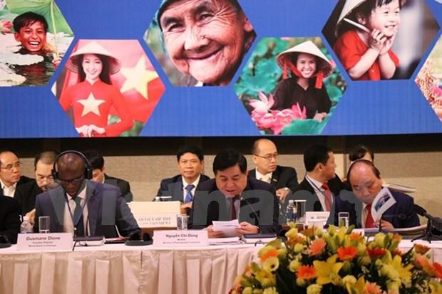 Reforma institucional y fomento de competitividad son llaves para crecimiento economico de Vietnam hinh anh 1