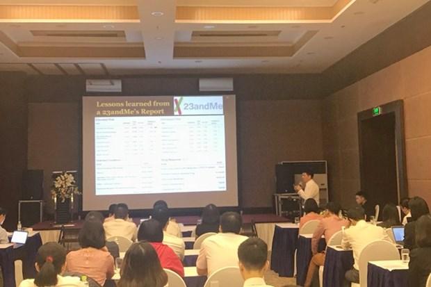 VinTech invertira en la decodificacion del genoma vietnamita hinh anh 1