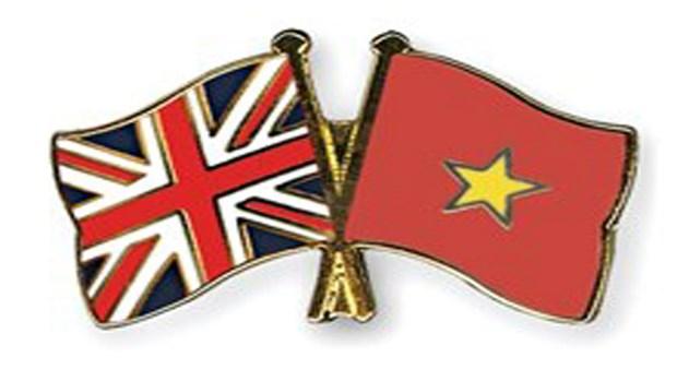 Conmemoran en Hanoi aniversario 45 de relaciones Vietnam- Reino Unido hinh anh 1