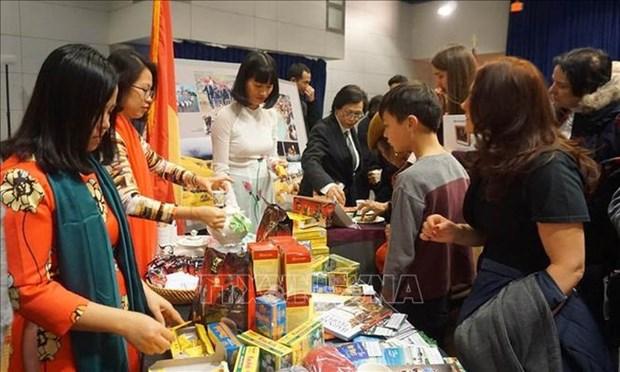 Presentan cultura vietnamita en exhibicion diplomatica en Estados Unidos hinh anh 1