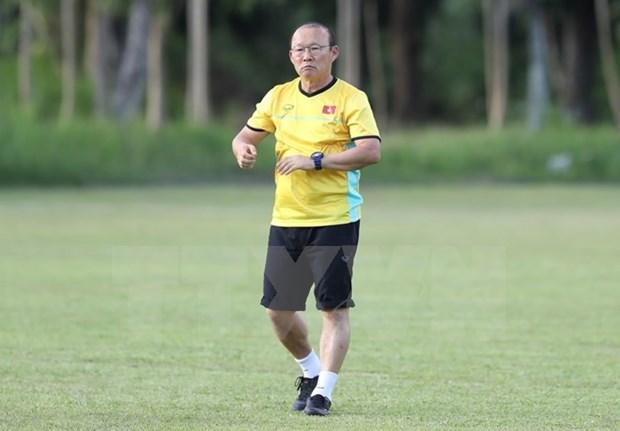 Proyectaran documental sobre entrenador Park Hang-seo visperas de la final de Copa AFF Suzuki hinh anh 1