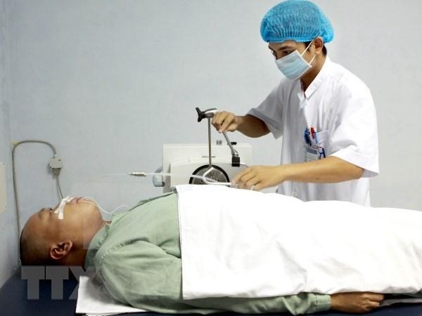 Registran mas de 164 mil nuevos casos de cancer en Vietnam en 2018 hinh anh 1