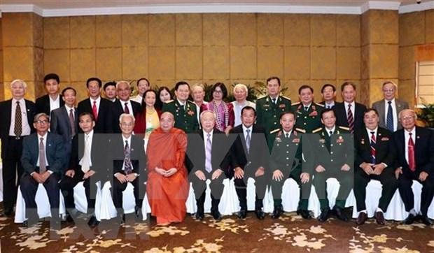 Vietnam y Camboya fortalecen intercambios pueblo a pueblo hinh anh 1