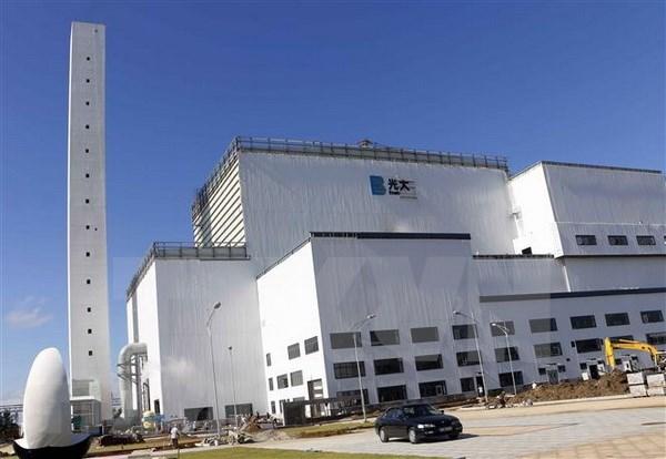 Inauguran en Vietnam incineradora de residuos solidos con recuperacion de energia hinh anh 1