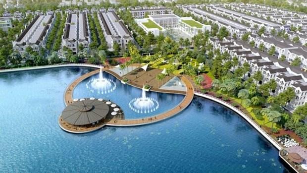 Complejo urbano ecologico en Vietnam nombrado mejor propiedad mundial en Londres hinh anh 1